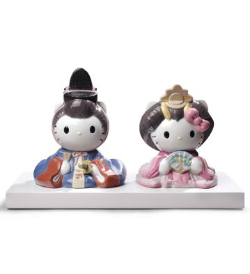HELLO KITTY - HINA DOLLS
