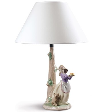 PUPPY'S BIRTHDAY - LAMP (JP)
