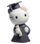 HELLO KITTY SE GRADÚA