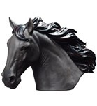 BUST OF HORSE